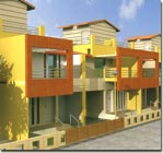 Small Row House Plans